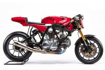 Alpinestars tung bản độ Ducati 750 Sport 1974: Kiệt tác đến từ quá khứ