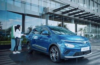 Chốt thông số kỹ thuật và thiết kế ôtô điện 5 chỗ VinFast VF e34 2021-2022